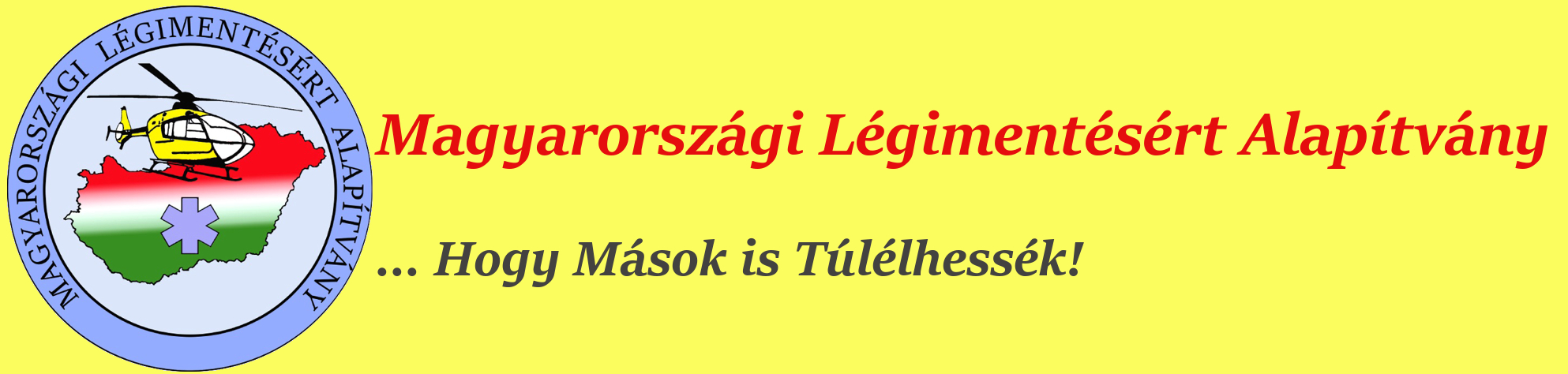 Magyarországi Légimentésért Alapítvány